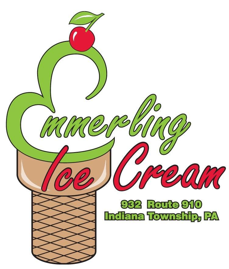 Emmerling Ice Cream Logo