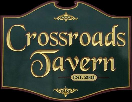Crossroads Tavern Logo