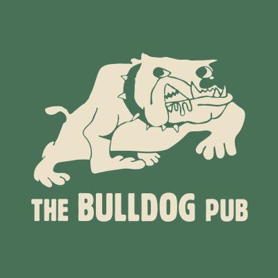 The Bulldog Pub Logo