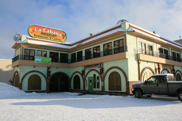 La Cabana Restaurant Anchorage Ak